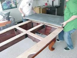 Pool table moves in Ottawa Ontario